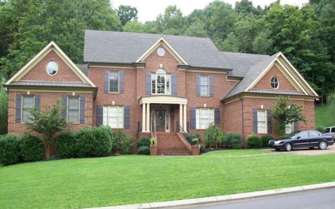 Architect Blue Print Tennessee 20536-1200