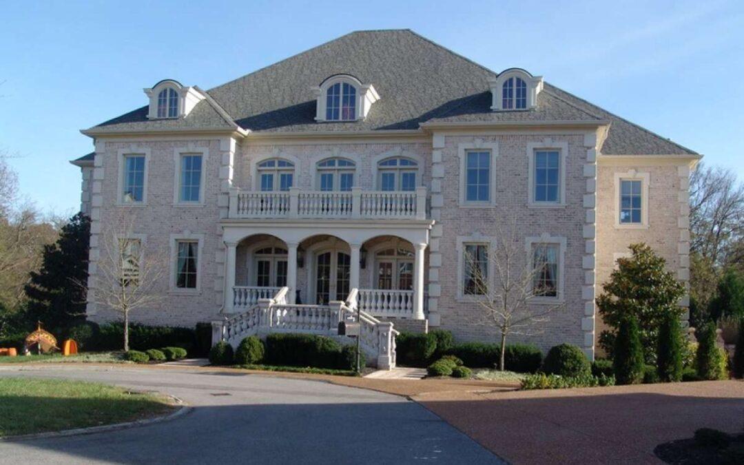 Architect Blue Print Tennessee 20542-1200