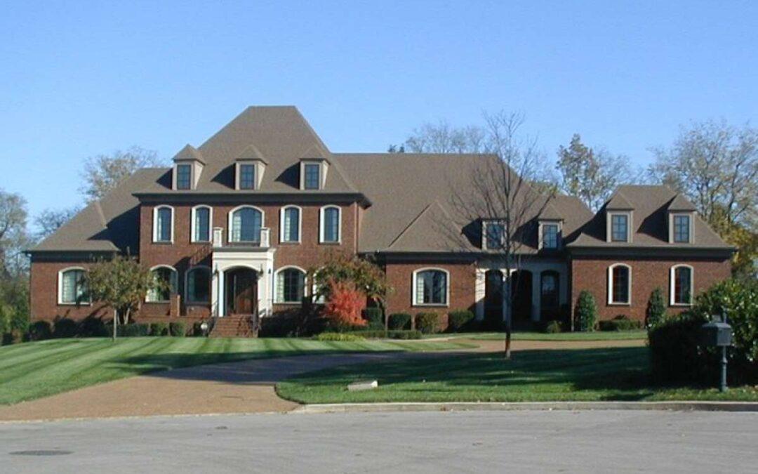 Architect Blue Print Tennessee 20563-1200